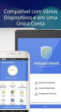 Hotspot shield vpn wifi seguro 610 descarregar o apk para android hotspot shield vpn wifi seguro screenshot 7 ccuart Images