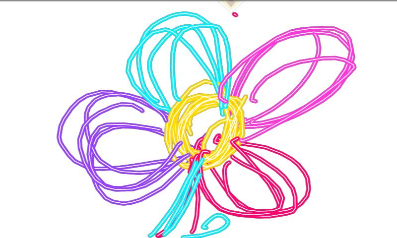fresh kids paint free screenshot 3 - Kids Paint Free