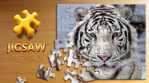 Jigsaw Magic Puzzles screenshot 1