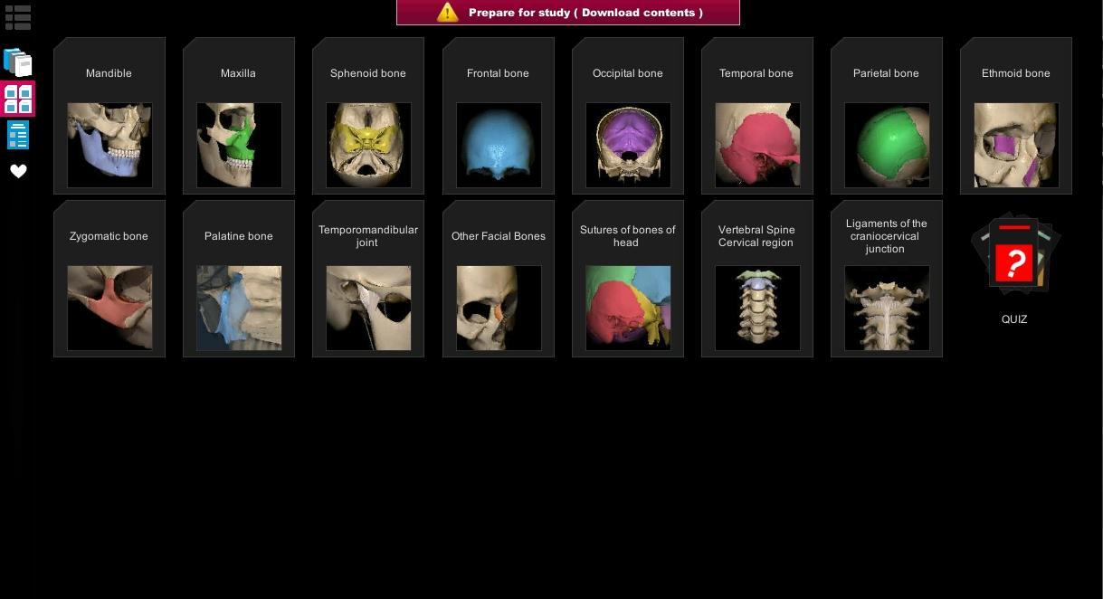 Anatomy Learning - 3D Atlas screenshot 1