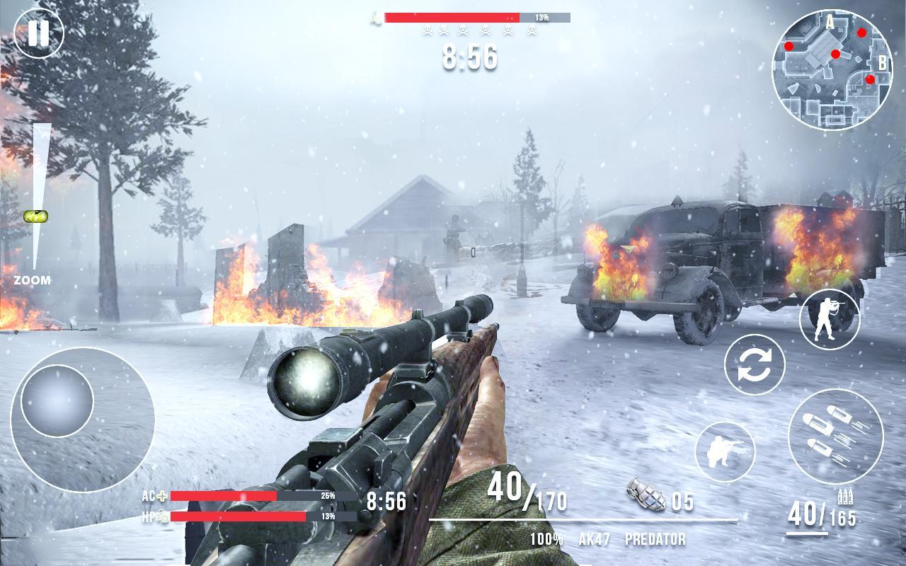 Call of Sniper WW2: Final Battleground screenshot 2