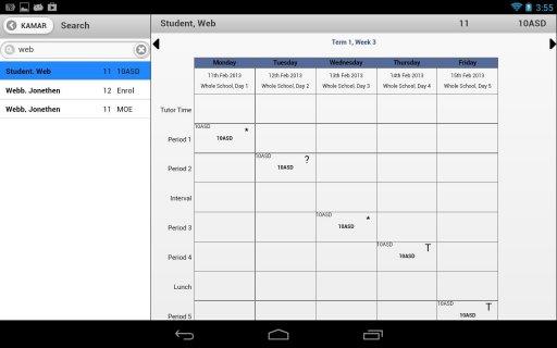 KAMAR screenshot 4