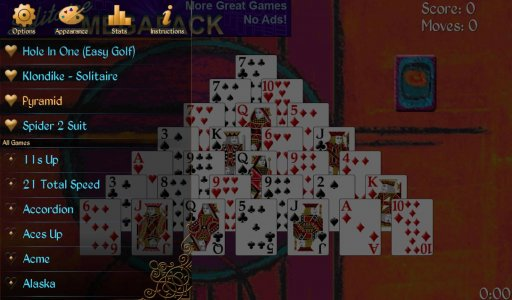 Solitaire Free Pack screenshot 13