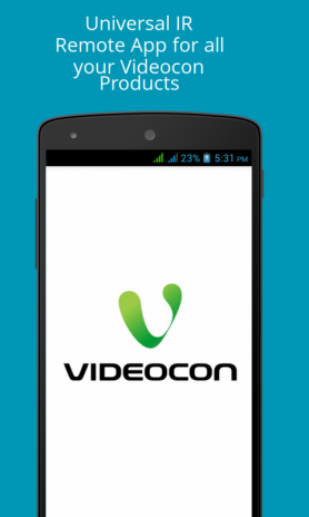 VIDEOCON IR - UNIVERSAL REMOTE 1 0 16 Download APK for Android - Aptoide