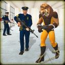 Lion Prison Escape Crime Shooting Survival Games