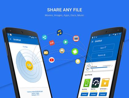 SHAREall PRO: File Transfer screenshot 9