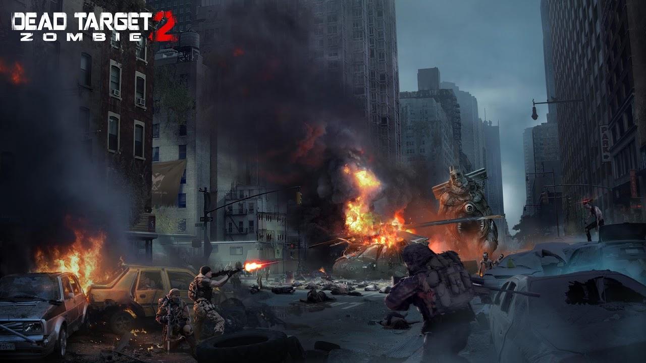 DEAD WARFARE: Jogo de Zumbi screenshot 1