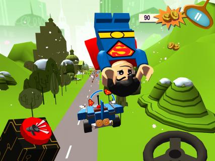 LEGO� DC Mighty Micros screenshot 8