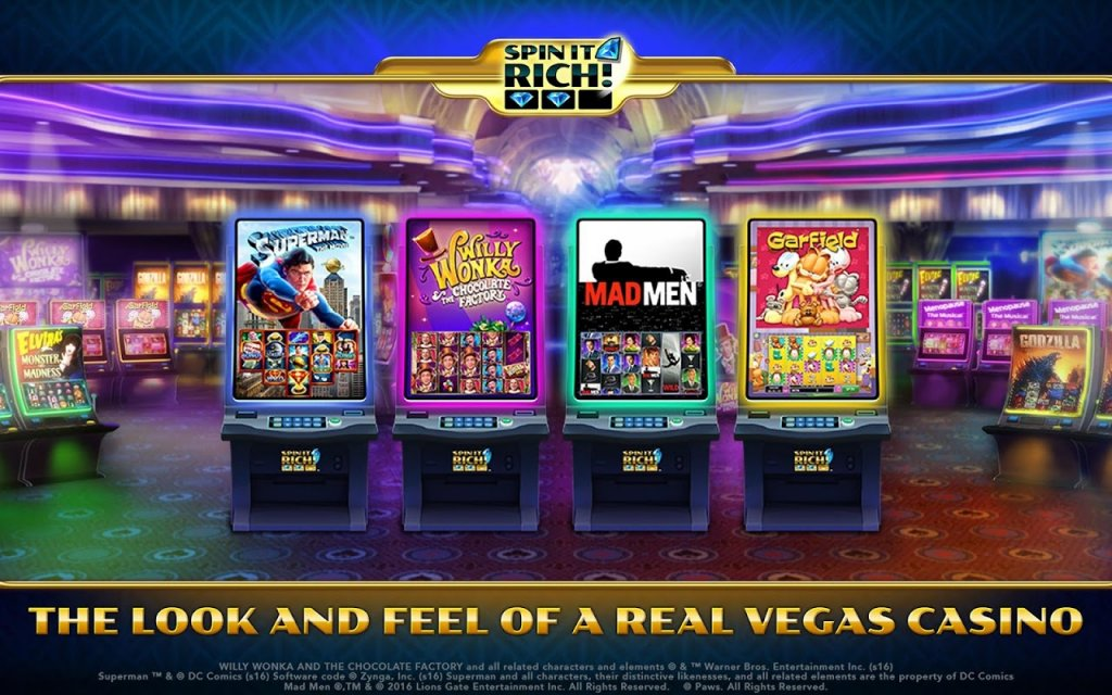 spin casino free download