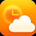 YOU Weather&Clock-small,widget