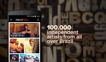 Palco MP3 Screenshot