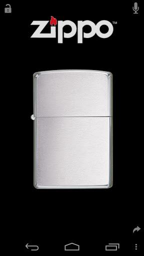 Virtual Zippo® Lighter Screenshot