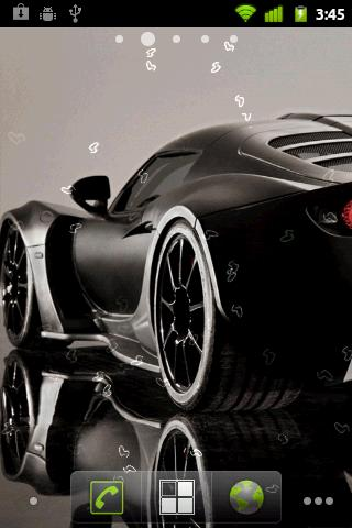 Sport Cars Live Wallpaper Screenshot 1 Sport Cars Live Wallpaper Screenshot  2 ...