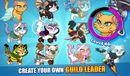 Castle Cats: Epic Story Quests screenshot 9