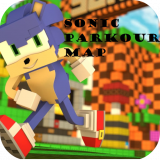 Sonic Parkour Map For MCPE