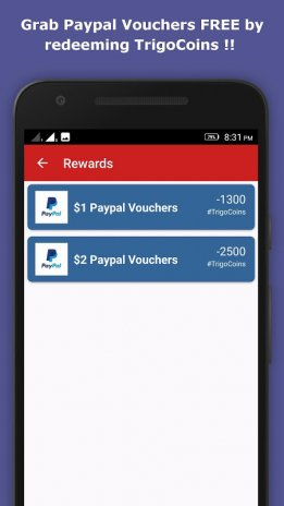 Earn Rewards Free Paypal Cash 1 6 1 Download APK for Android - Aptoide