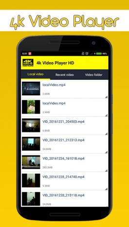 descargar reproductor de video hd para android gratis