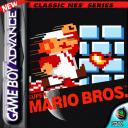 Top Classic NES Series Super Mario Bros GBA