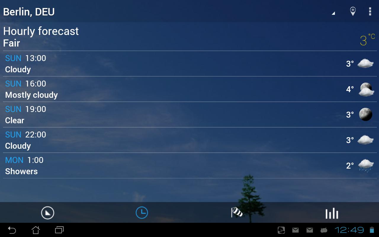 Relógio transparente e tempo (Ad-free) screenshot 1