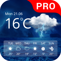 Weather Pro 3 4 Download APK for Android - Aptoide
