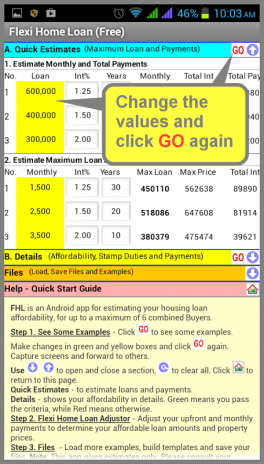 Flexi Home Loan (Free) 2 10 Download APK for Android - Aptoide