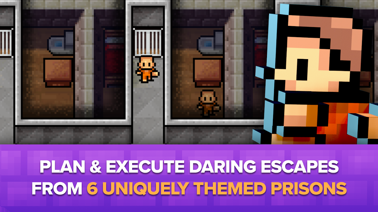 The Escapists: Prison Escape screenshot 2