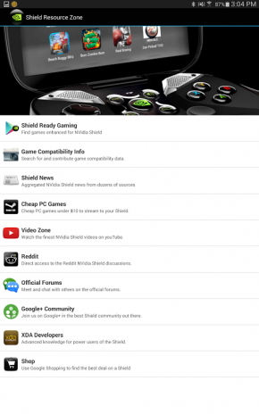NVidia Shield Zone Companion 1 8 Download APK for Android