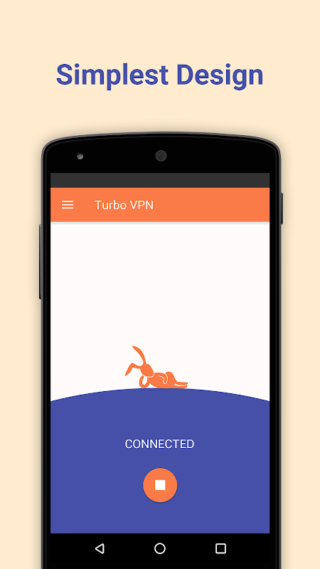 Turbo VPN - Unlimited Free VPN screenshot 2