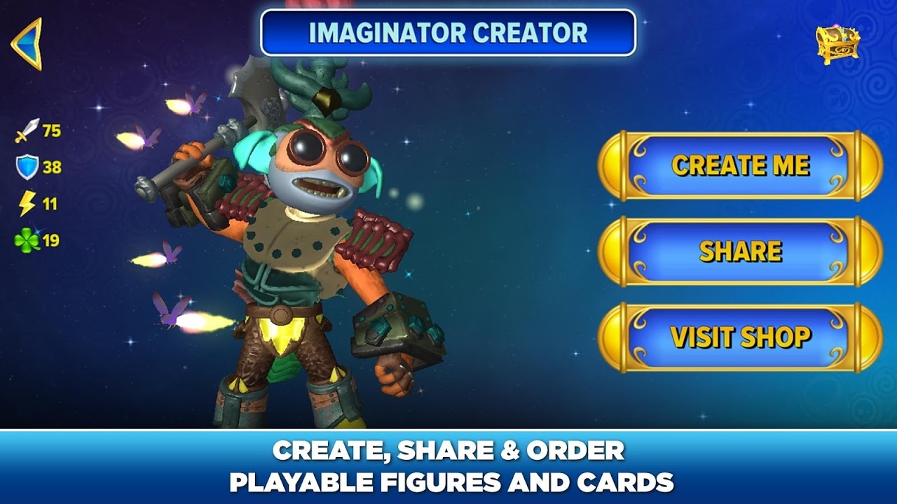 Skylanders™ Creator screenshot 2
