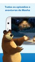 Masha e o Urso Screen