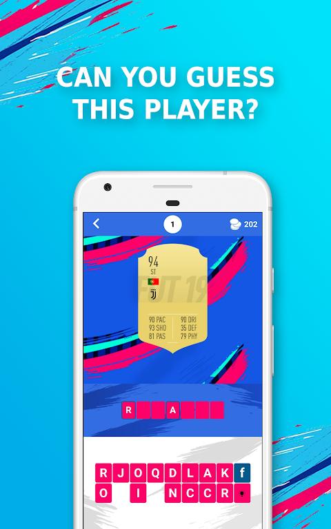 FUT 19 Player Rating Quiz | The Ultimate FUT Quiz! screenshot 2