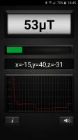 Metal Detector PRO Screen