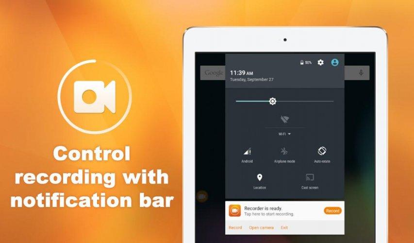 DU Recorder � Screen Recorder & Video Editor screenshot 7