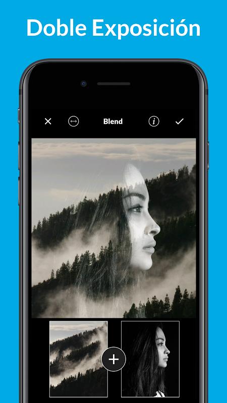 LightX editor de fotos screenshot 2