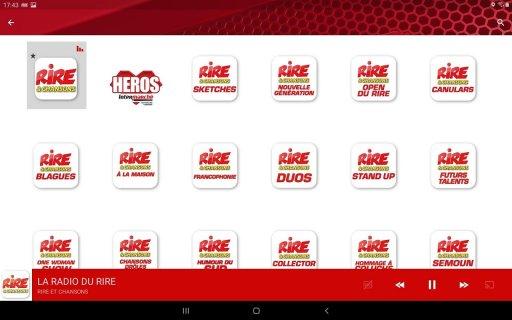 Rire & Chansons Radio screenshot 8
