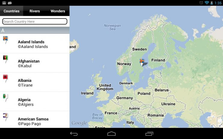 World map atlas 2014 free 309 download apk for android aptoide world map atlas 2014 free screenshot 3 gumiabroncs Image collections