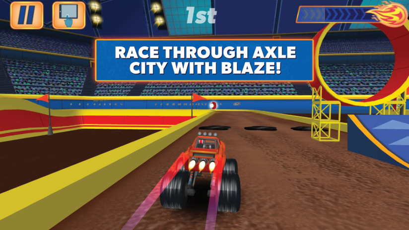 Blaze And The Monster Machines 1 8 Download Apk For Android Aptoide