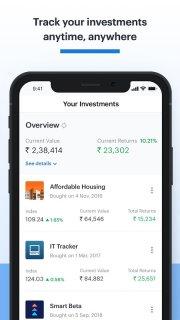 smallcases on Zerodha - Invest in portfolios screenshot 1