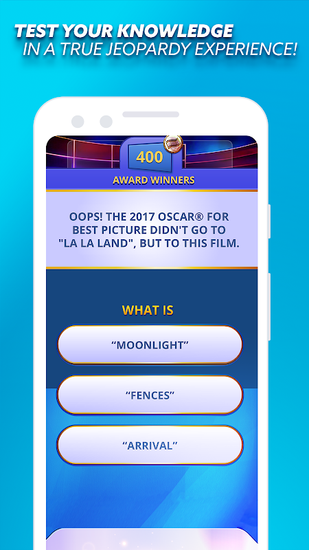 Jeopardy! World Tour screenshot 1