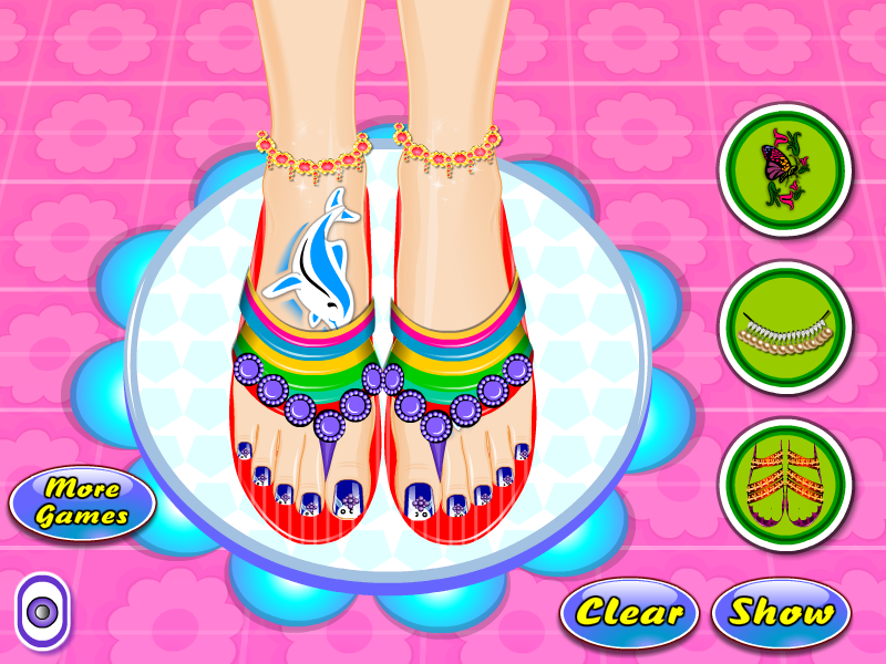 Beauty salon nail games download apk for android aptoide for A list nail salon game