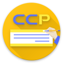 CCP DZ 🇩🇿: Fill out a cheque | Number in letters