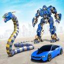 Anaconda Robot Car transform: war Robot Games