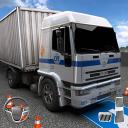 City Truck Parking Simulator 2021: 3D Parking Game