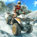 Snow ATV Bike Stunt Race