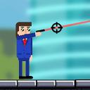 Mr Bullet - Aim Bullet - Spy Puzzles