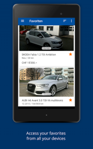 AutoScout24 Switzerland – Find your new car screenshot 9
