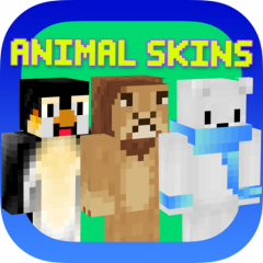 Animal Skins For Minecraft PE Download APK For Android Aptoide - Skins para minecraft pe de animales