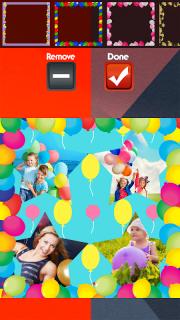 Balloons Photo Collage screenshot 5