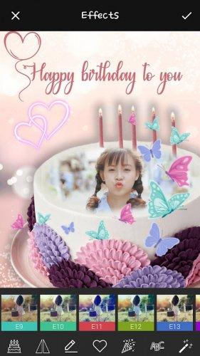 Brilliant Name Art On Birthday Cake 1 5 Download Android Apk Aptoide Personalised Birthday Cards Xaembasilily Jamesorg