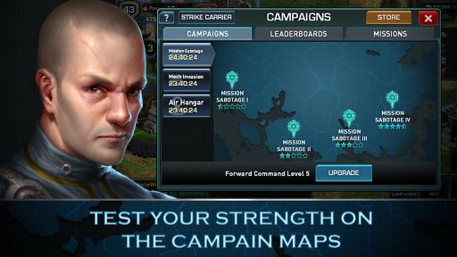 War of Nations: PvP Domination screenshot 16